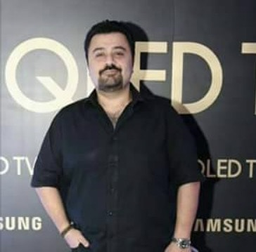 Mikaal Zulfiqar Hosts The Launch Event Of Samsung QLED TV