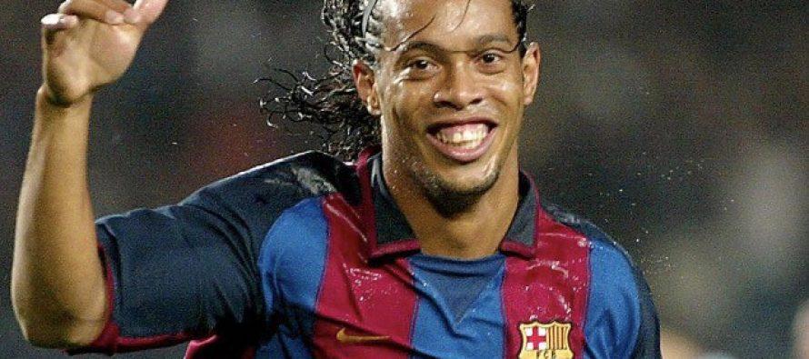 Ronaldinho To Appear In Pakistani Movie