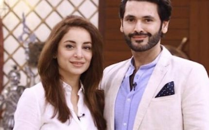 Sarwat Gillani And Fahad Mirza Get Candid On Salam Zindagi