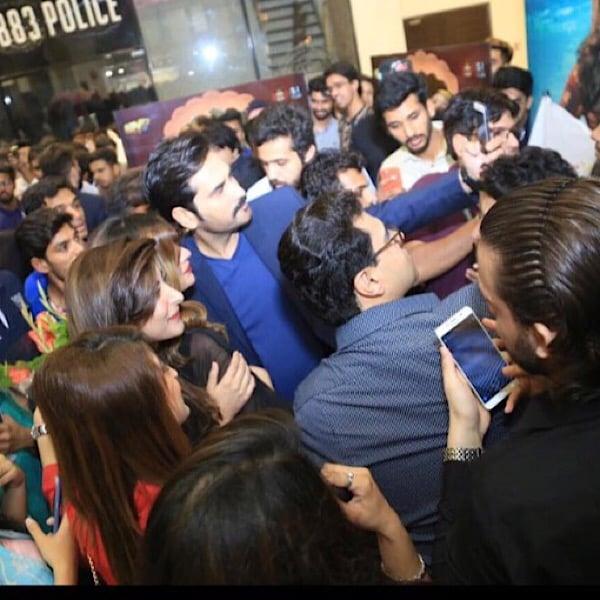 Full Throttle Promotions Of Punjab Nahi Jaongi