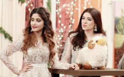 Ayesha Omar Showers Praises On Sajal Aly And Adnan Siddiqui