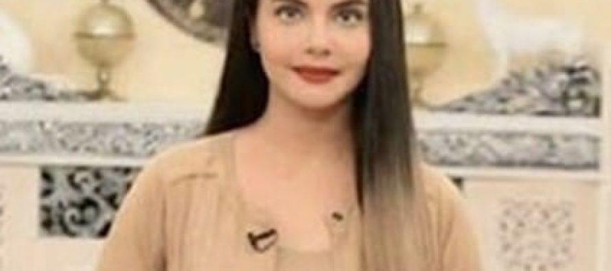 Nida Yasir's New Look