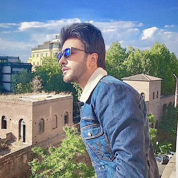 Imran Abbas Roams In Europe