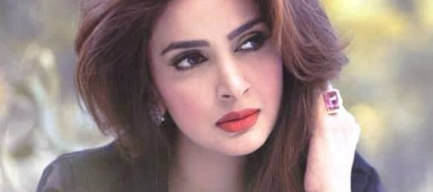 Talented Actress Saba Qamar Is Back to Television Screen