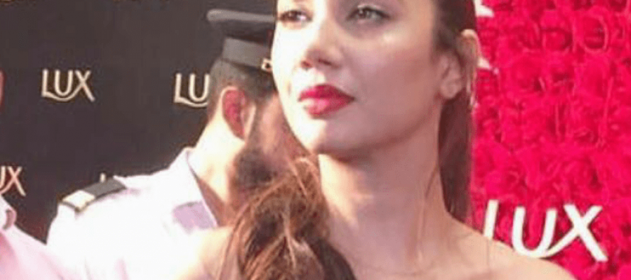 Is That A Bee Sting Mahira?