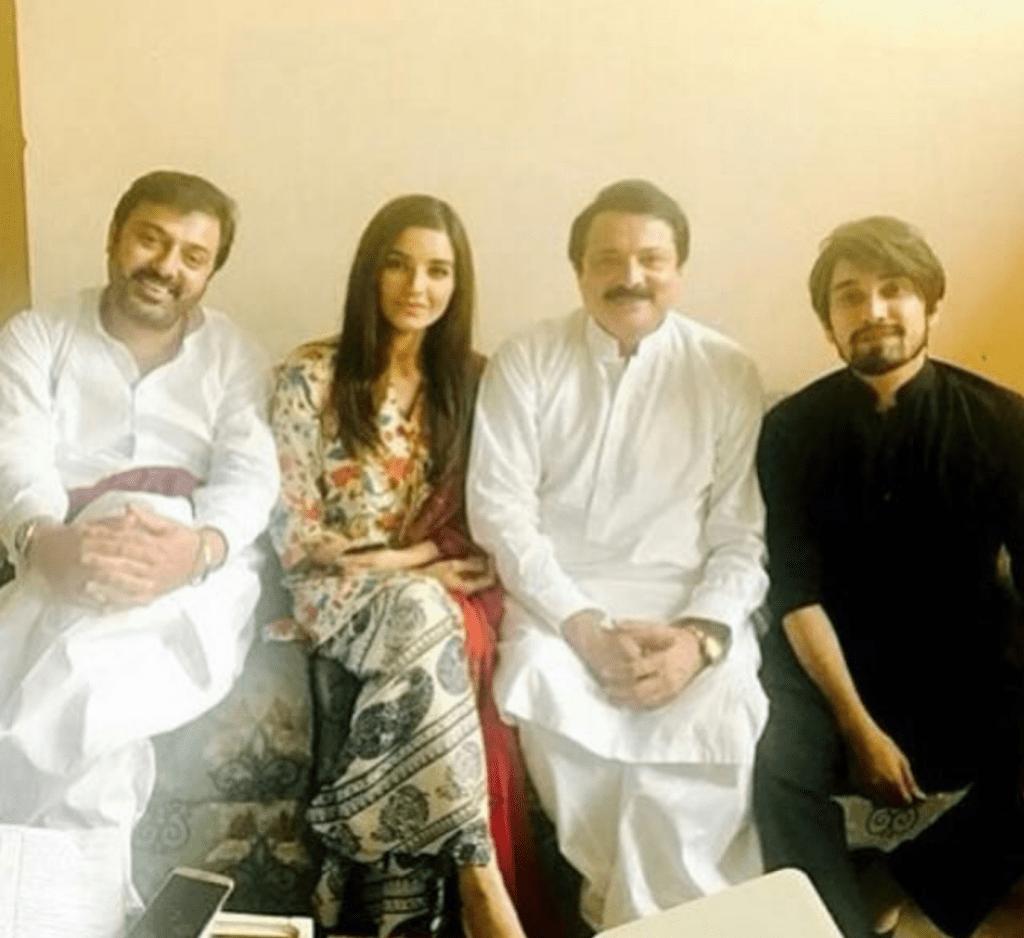 Faiza Iftikhar's Shayad To Air Soon!
