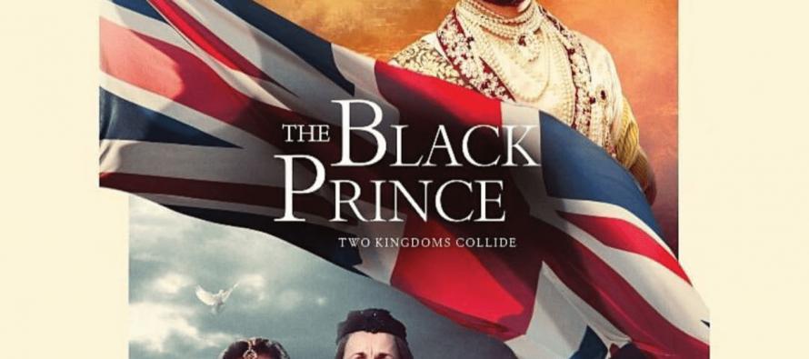 The Black Prince Lahore Premier!