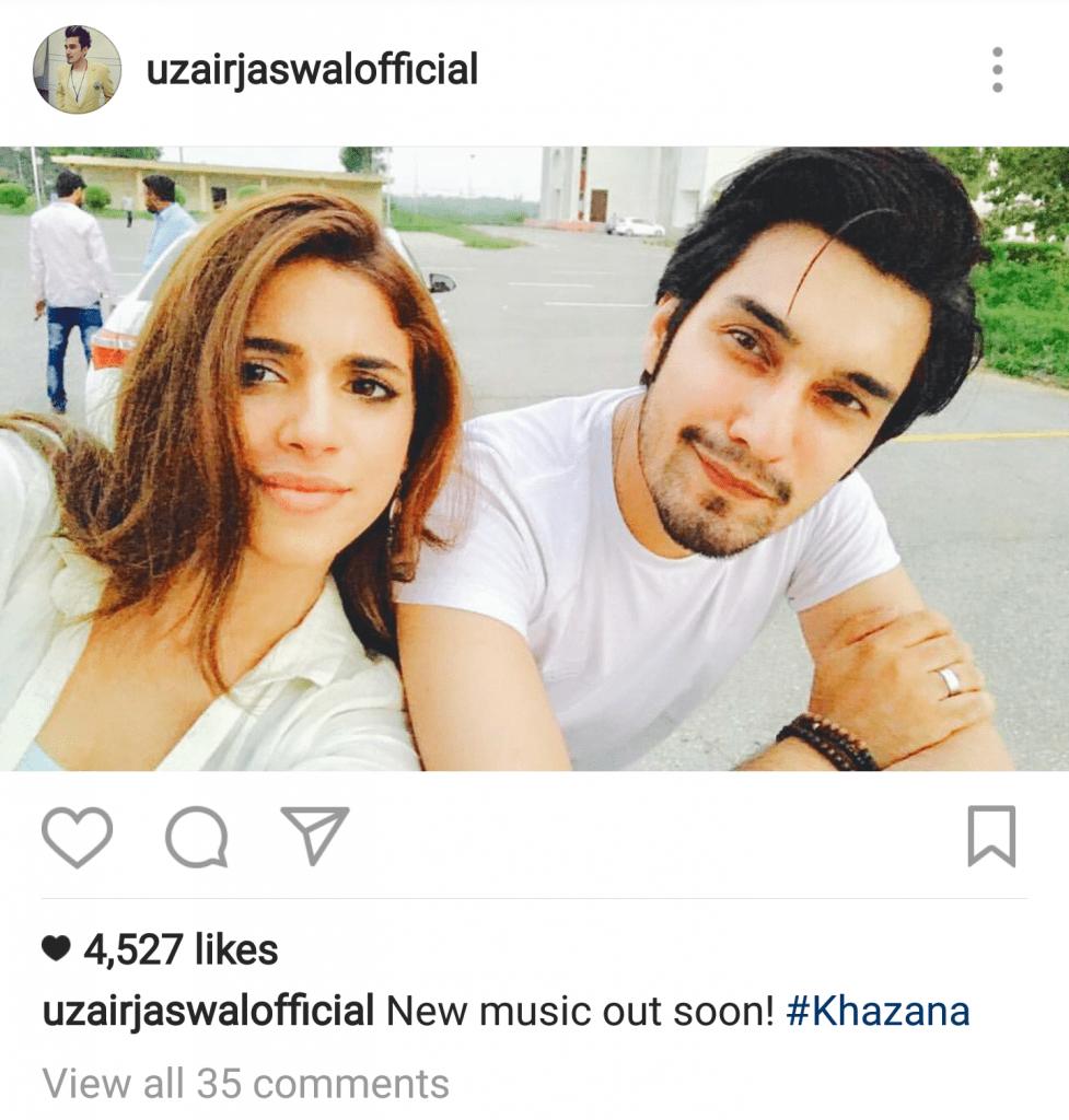 Uzair Jaswal's New Music Video!