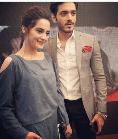 Cast Of Drama Serial 'Hari Hari Choriyan' Meets Press