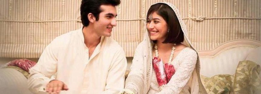Look Who Spoiled Syra Shahroz's Date?