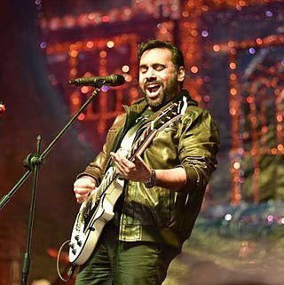 Xulfi at concert