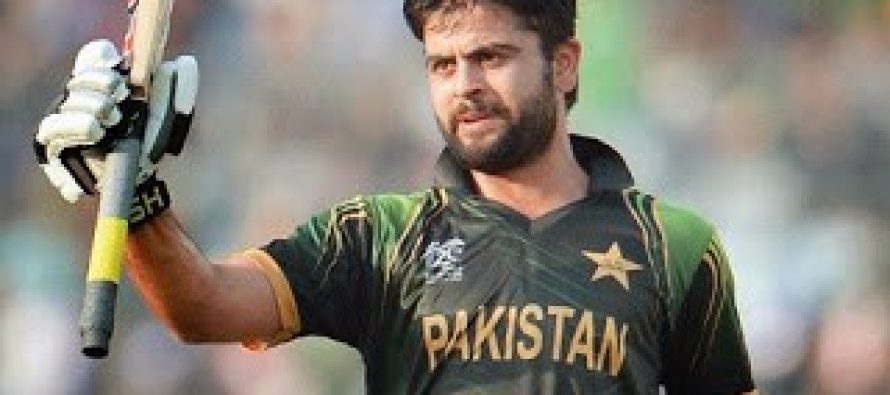 Pakistani Cricketers Come Out in Support of Ahmed Shahzad After he gets Bashed!