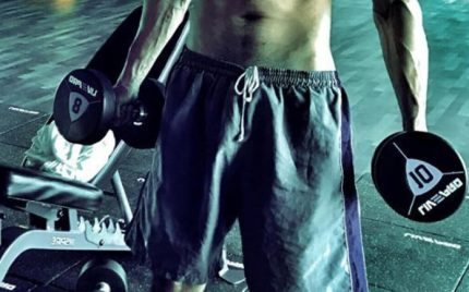 Ali Zafar's Weirdly Strange Gym Picture Has Us All Wondering