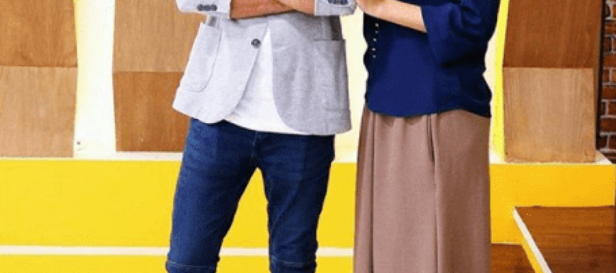 Anum Fayyaz Introduces Her Husband on Live TV