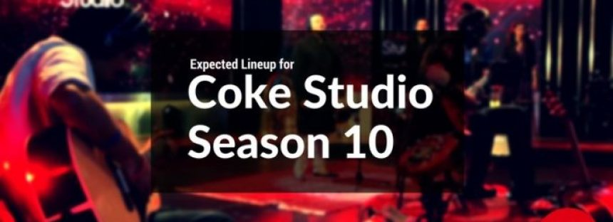 Coke Studio Season 10 – Artists and Music Directors line up!