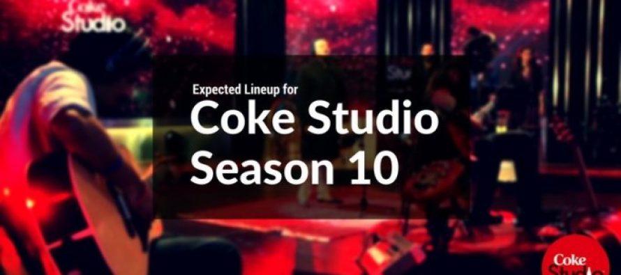 Coke Studio Season 10 – Artists and Music Directors line up!