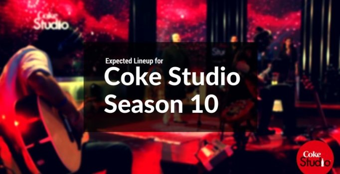 coke studio season 10 expected