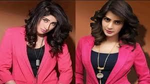 Talented Actress Saba Qamar Is Back to Television Screen