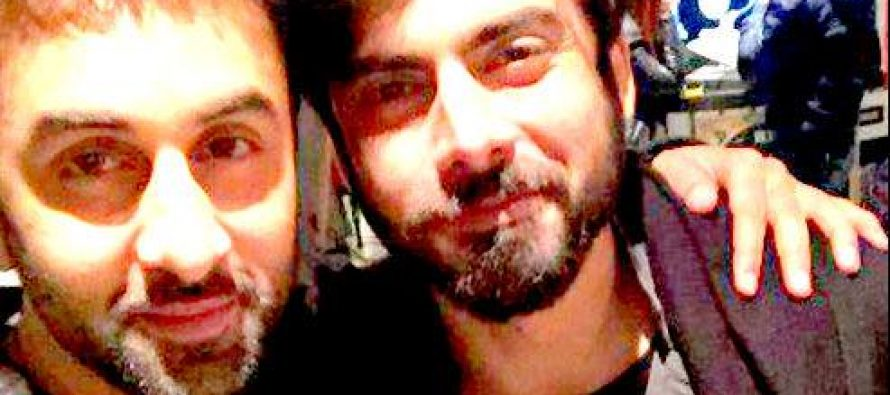 Ranbir Kapoor Talks About Fawad Khan