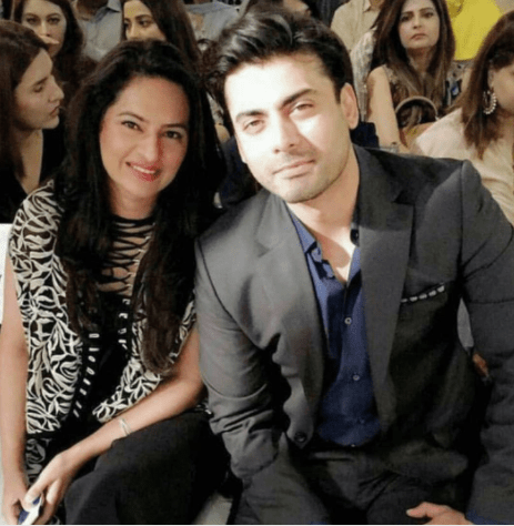 Fawad Khan And His Wife Attended The Launch Of 'Pakistan Wedding Show'