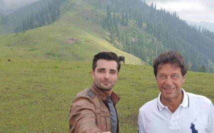Hamza Ali Abbasi's Happy Post For Imran Khan Is A Must Read