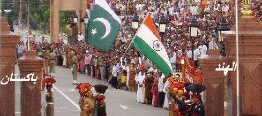 Pakistan to Hoist World's Eighth Largest Flag at Wagah Border!