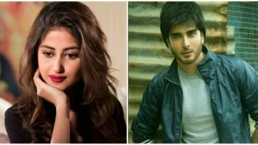 Imran Abbas Is Excited To Work With Sajal Aly
