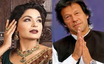 Meera To Compete Against Imran Khan!