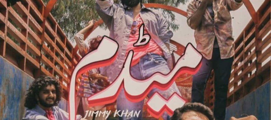 """Jimmy Khan Reintroduces Electric With """"Madame"""""""