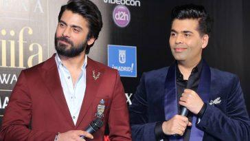 Karan Johar is overly obsessed with Fawad Khan