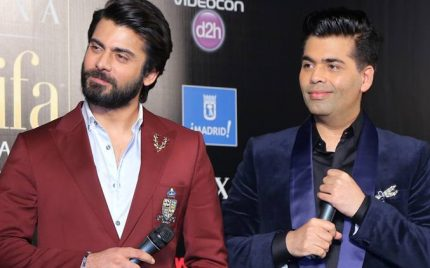 Karan Johar is overly obsessed with Fawad Khan