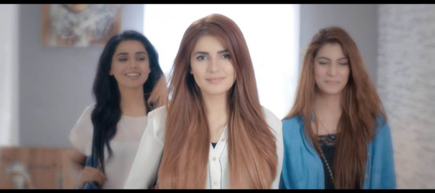 Momina Mustehsan-The New face of L'Oréal!
