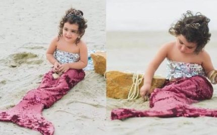 Moral Police Found 'Nudity' in Ayeza Khan's 2 Year Old Daughter's Picture!