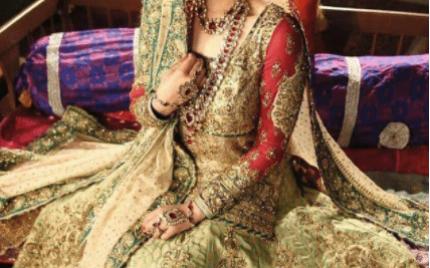 Beautiful Minal Khan Shoots For A TVC
