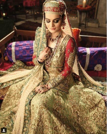 minal khan as kashmiri bride 3 1