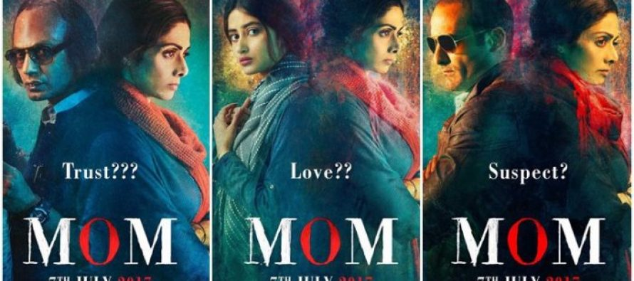 Star Studded Premiere Of MOM In Karachi