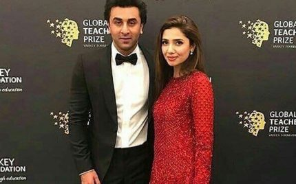 Wait What? Is Ranbir Kapoor Dating Mahira Khan?