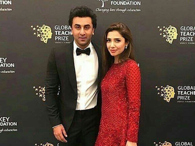 Are Ranbir Kapoor And Mahira Khan In A Relationship?
