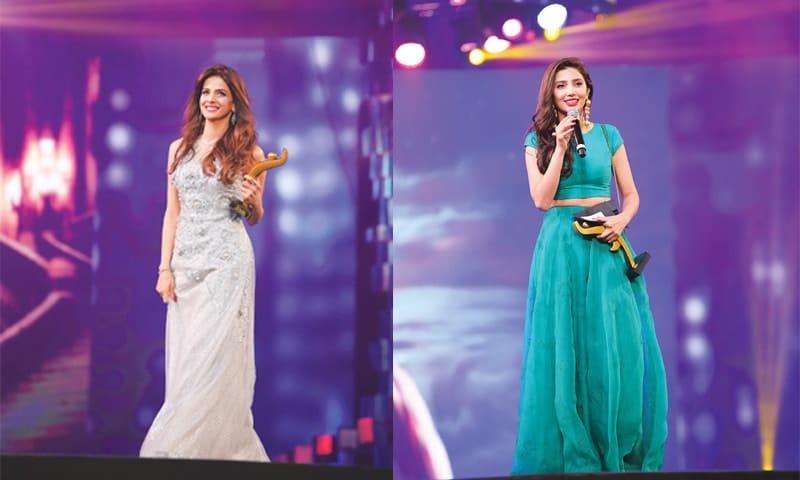 """""""Not Jealous Of Saba Qamar At All"""" - Mahira Khan"""