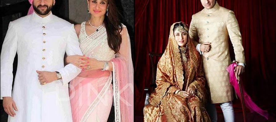 Kareena Kapoor's Wedding Dress!