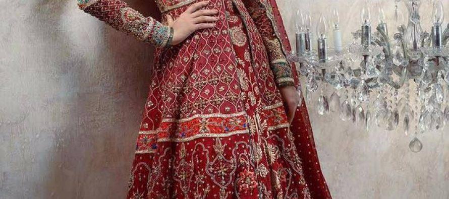 Mesmerizing Photo Shoot Of Sana Javed For Warda Saleem's Collection