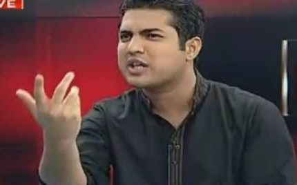 Iqrar ul Hassan Criticizes Gharida Farooqi