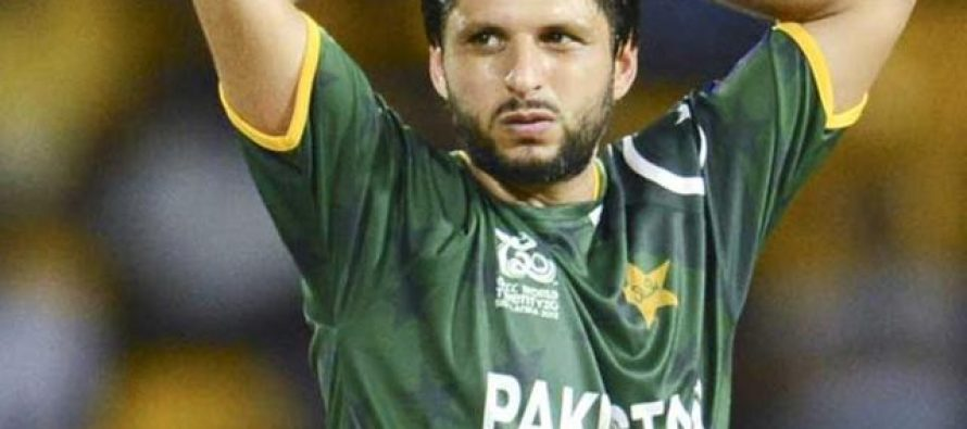 Shahid Afridi Gets Angry at Wife?