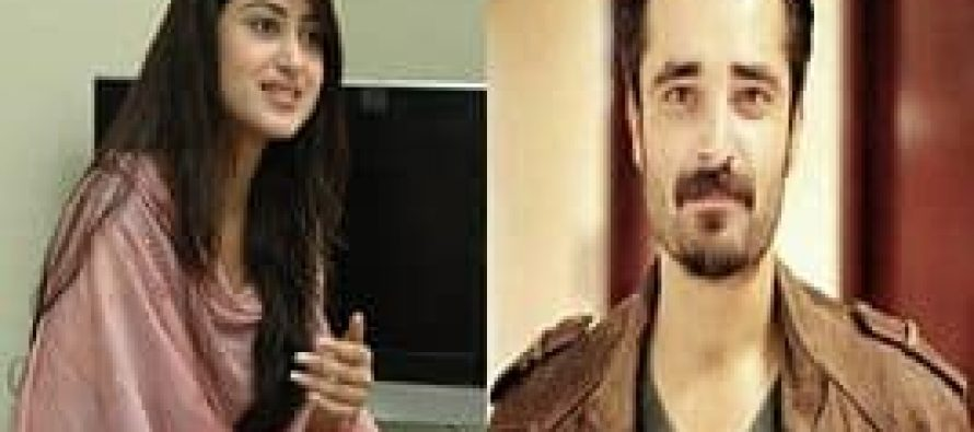 Sajal's Response To Hamza Abbasi's Proposal!
