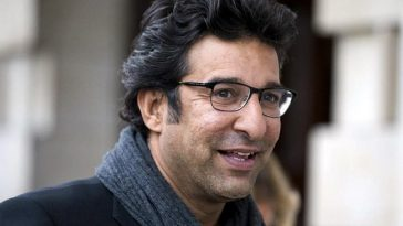These Pictures Prove That Wasim Akram Is A Fitness Pro
