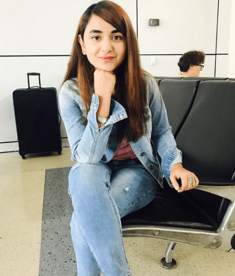 Yumna Zaidi's Vacation Pictures Will Give You Holiday Goals