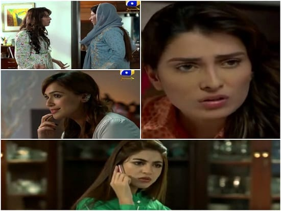 Mohabbat Tumse Nafrat Hei Episode 20 Review - A Sacrifice & Another Misunderstanding