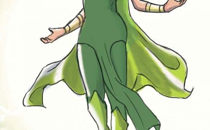 PakistanGirl-Pakistan's First Female Superhero Comic Book!