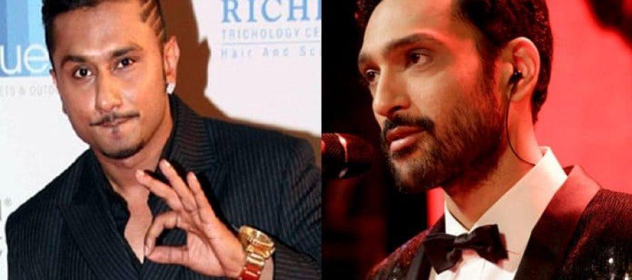 Yo Yo Honey Singh Sings Ali Sethi's Praises!