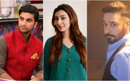 After Ali Zafar, Fan Interviews Three More Stars on Twitter!